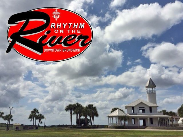 Rhythm on the River image