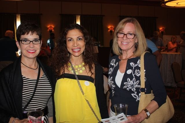 Patty Capper, Sophia Condon, Susan Bates