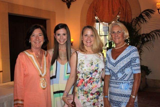Mary Walters, Mary Hunter Slaton, Narci Drossos, Lillian Clarke
