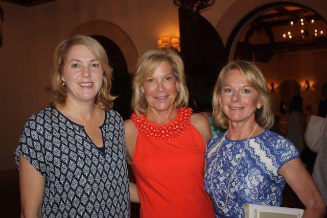 Alisha Seymour, Gayle Brady, Jane Segerberg