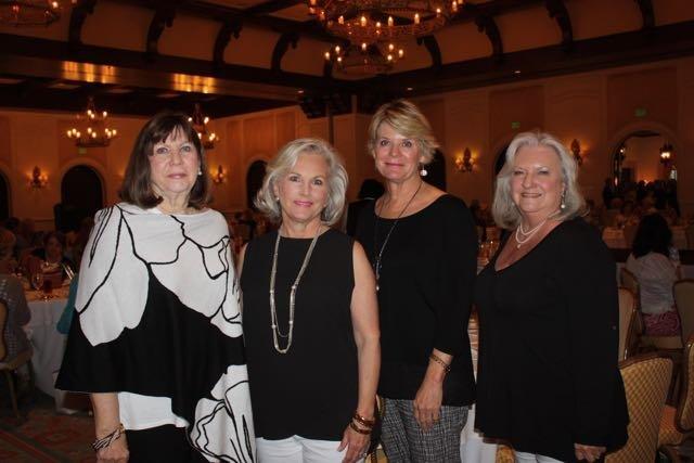 Judy Saalfield, Sue Sayer, Lynn Hamil, Annette Scholze