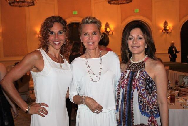Melissa Andon, Patti Judge, Susie Gioia