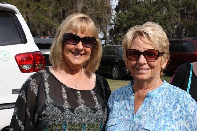 Connie Zehner, Donna Miller