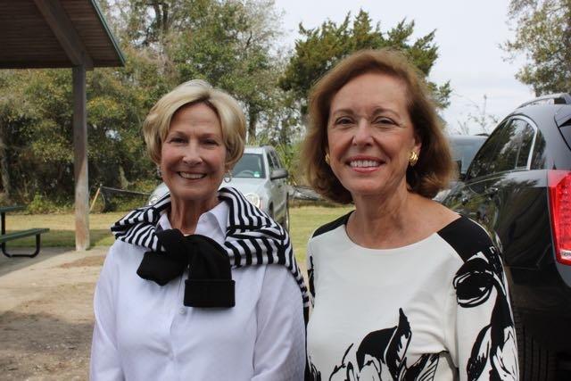 Nancy Hoke, Dianne Cates