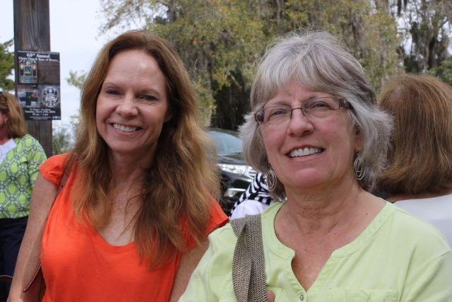 Denise Morgan, Linda Garner