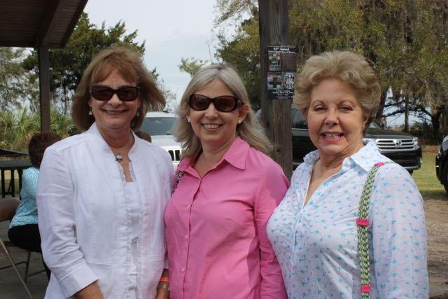 Cathy Goldman, Kellie Bower, Sandy Bower