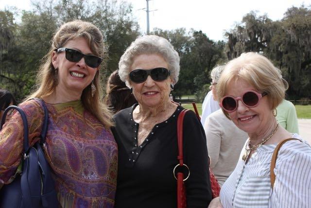 Beth Castellaw, Betty Morris, Lynn Deaton