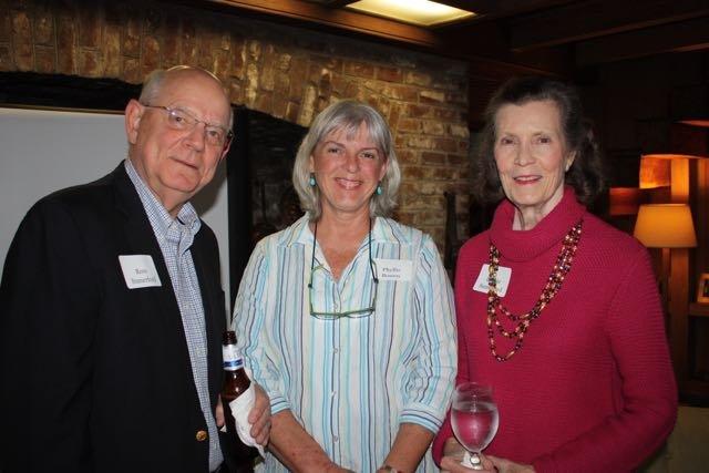 Rees Sumerford, Phyllis Brown, Brooke Sumerford
