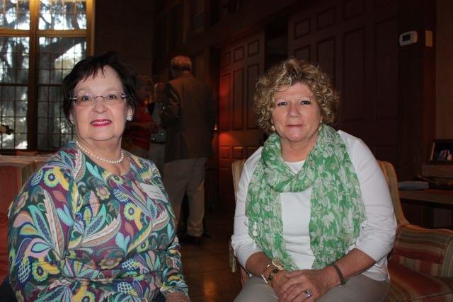 Wanda Hicks, Ginger Hodges