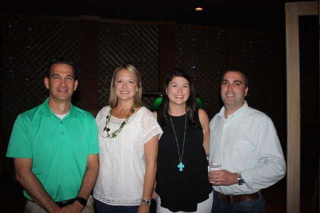 Matthew Blackstone, Lynn Love, Earlene and Skeeter Dickson