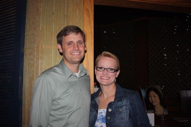 Brian and Melanie Weese