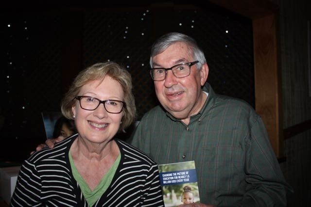 Cynthia and John Rogers