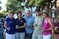 Barbara Browne, Libby and Dan Lane, Jack and Dottie Brodhag