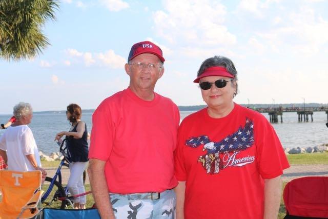 Wank and Dale Davis
