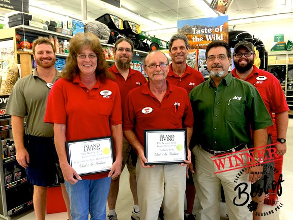 ACE Island Hardware - Best Hardware Store & Store With Most Helpful Staff