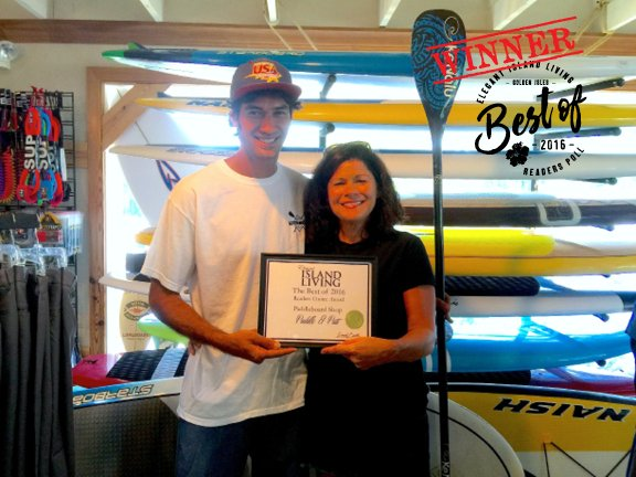Paddle & Putt - Best Paddleboard Shop