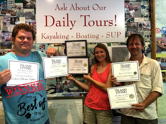 Southeast Adventure Outfitters - Best Kayak Tours & Rentals