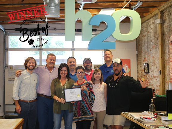 h20 creative group - Best Graphic Design