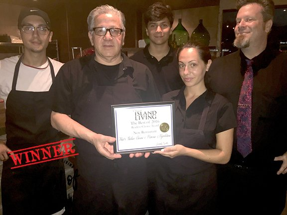 That's Italian Cucina e Pizzeria Napoleletana- Best New Restaurant