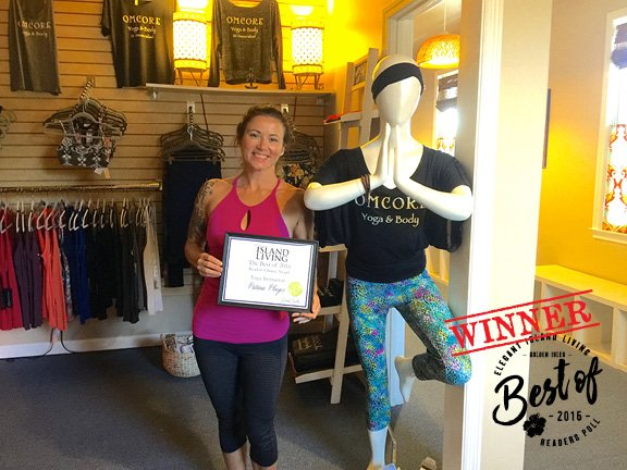 Patricia Ploeger - Best Yoga Instructor