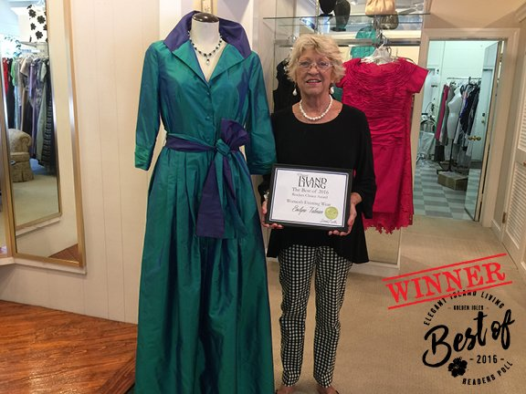 Evelyne Talman - Best Women's Evening Wear
