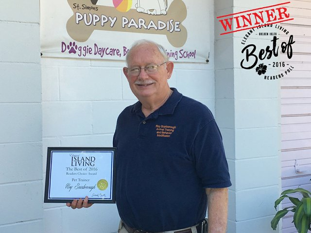 Ray Scarborough - Best Dog Trainer
