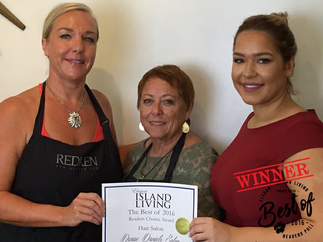 Denae Daniels - Best Hair Salon