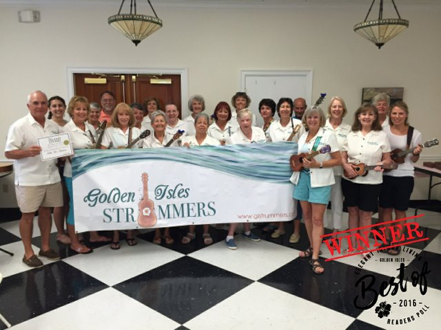 Golden Isles Strummers - Best Quirky Thing about St. Simons Island