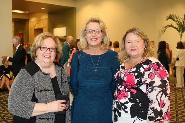 Nancy Lorenz, Stephanie Wolberton, Meredith Horne