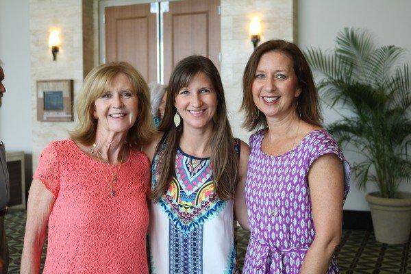 Rosemary Myrick, Amy Pegram, Christine Pierce