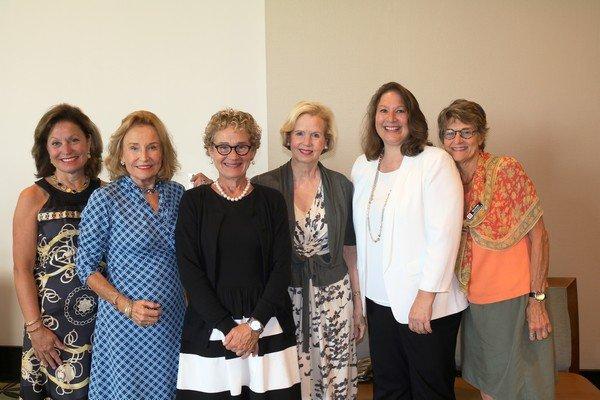 Pamela Devenney, Penny Flickinger, Katie Orrel, Jane Thau, Kelly Waldron, Ellen Murphy