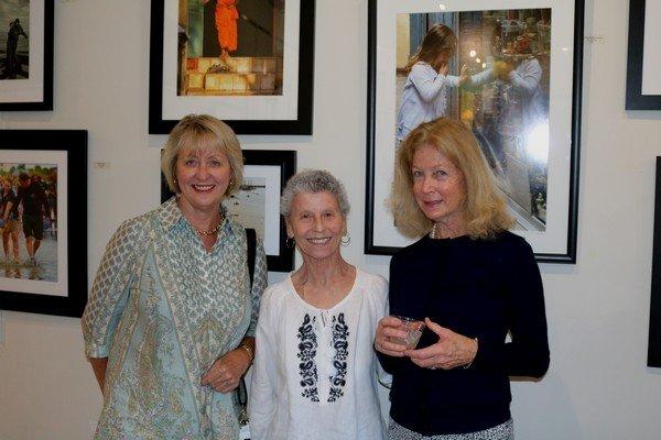Birte Dunlap, Sara Taylor, Karen Bair