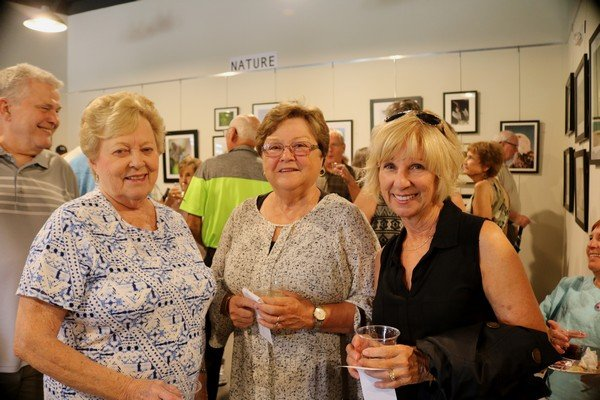 Joan Brown, Nancy Pickren, Linda Culver