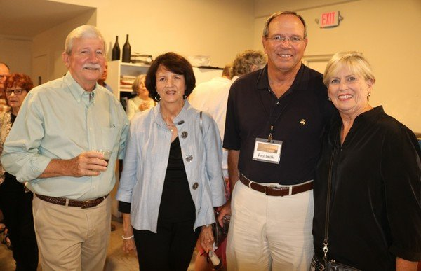 Jerry and JoAnn Mooney, Duke and Susie Smith
