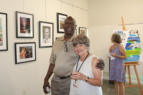 Clyde Banks, Carolyn Strom