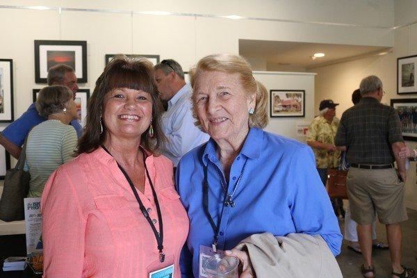 Carol Wages, Barbara McBride