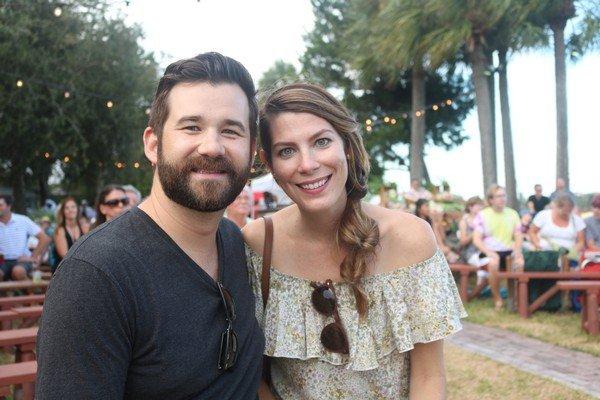 Kevin and Sara Baker