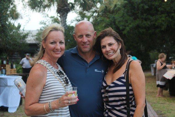 Marcia Wilson, Kris Weimer, Tammy Edwards