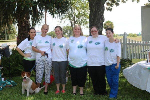 Summer Evans, Lori Voight, Jennifer Driggers, Sandy Stokes, Sarah Abney, Sarra Pierson