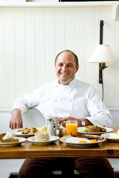 Chef Robert Stehling