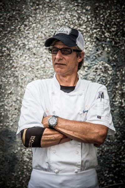 2015 Chef Showdown Winner John Belechak of Palmer's Village Cafe