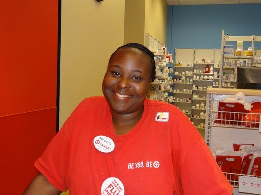 Marquetta Banks, Pharmacy Tech at Targets.jpg