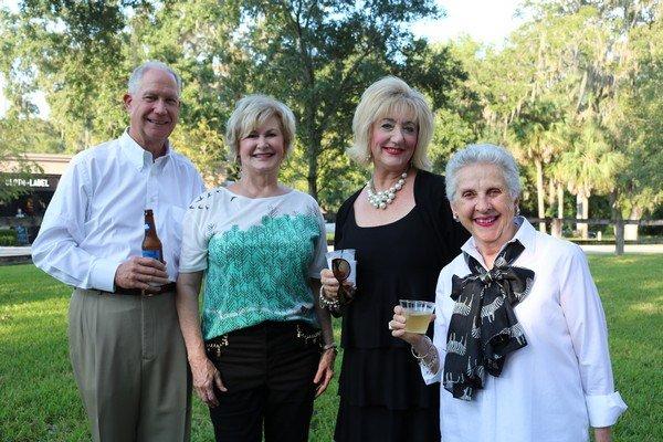 Jack and Brenda Kilgore, Susan Goodhue, Creta Nichols