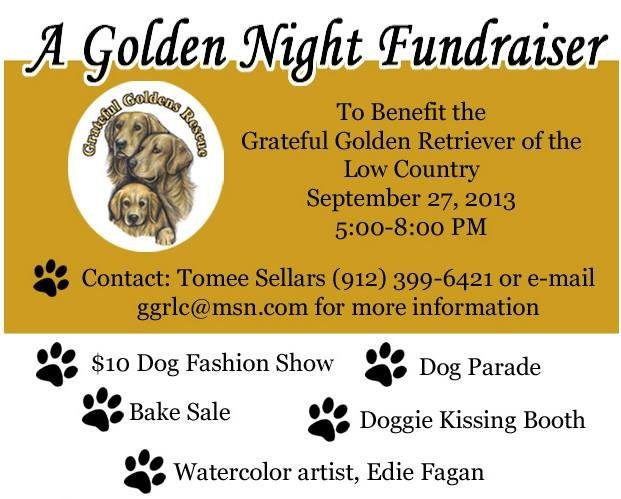 Golden Night Fundraiser