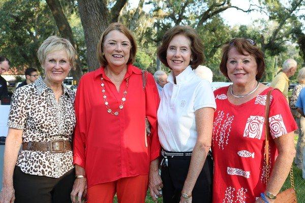Ida Walker, Linda Seierstid, Dee Davis, Marcia Kester