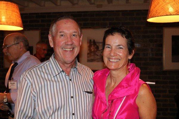 Ken Jacobson, Linda Olsen
