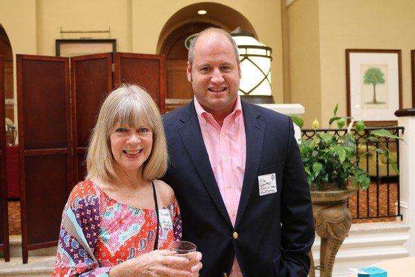 Linda Morse, Tim Gentry