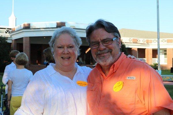 Nan and Len Moore