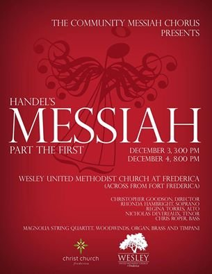 Messiah poster 2016