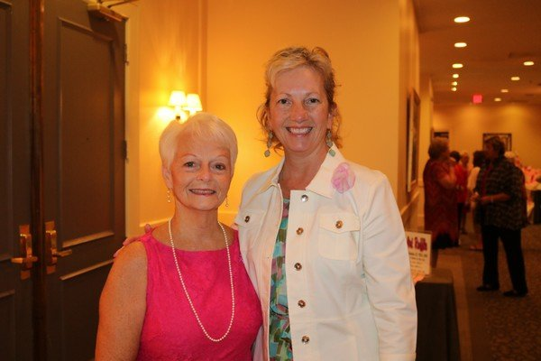 Patti Moyers, Debra Rines